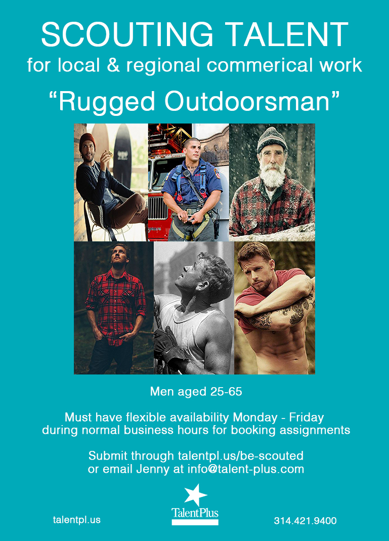 Scouting Rugged Outdoorsman webres