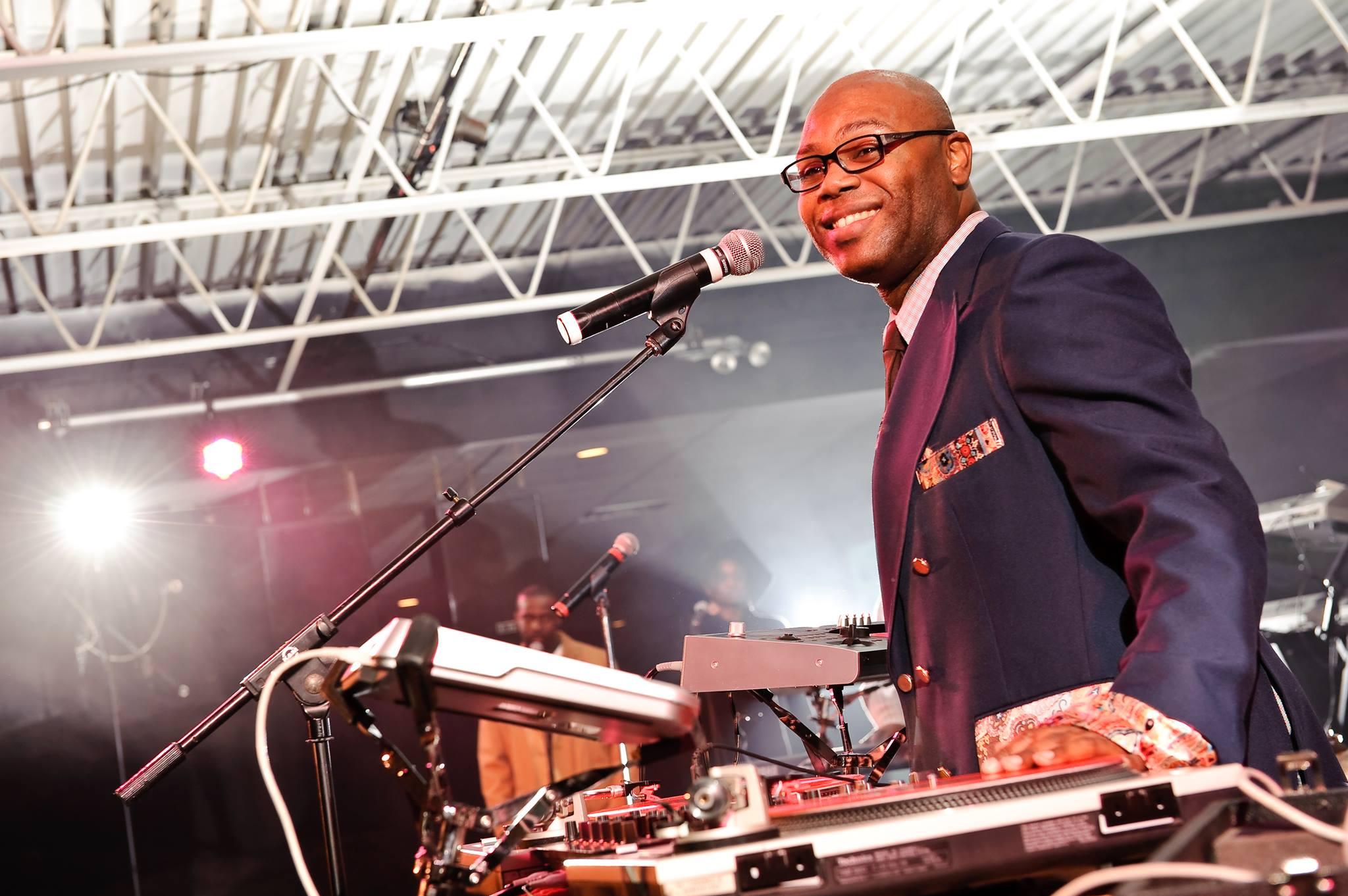 DJ Nune is Lamar Harris